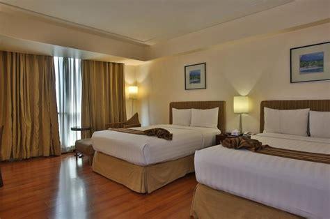 crown regency hotel  towers room prices  cebu guide