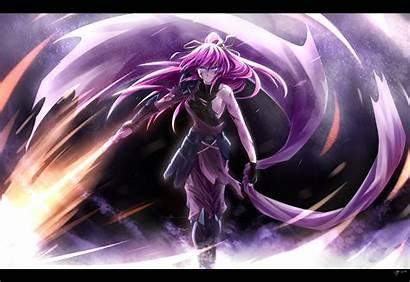 Anime Magical Fire Nanoha Lyrical Wallpapers Signum
