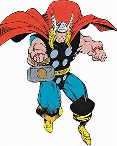 Thor Marvel Comics Clipart Alternate Avengers Writeups