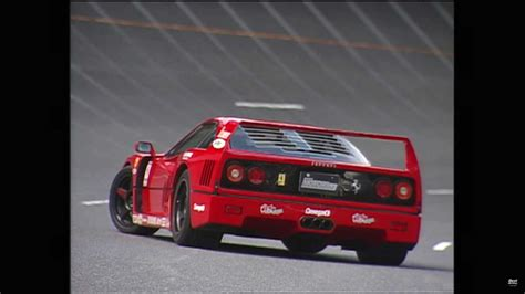 How Much Is A F40 Worth by F40 F50 Lambo Diablo Battle For Supercar Supremacy