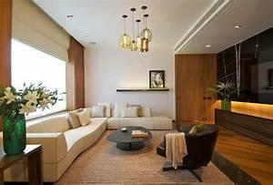 Elegant home interior in New Delhi, India