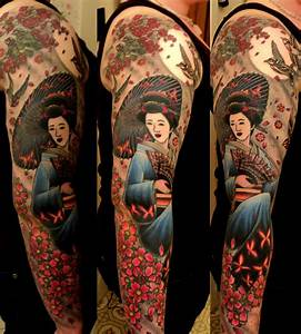 Japanese Tattoo | Japanese Traditional Cherry Blossom ...