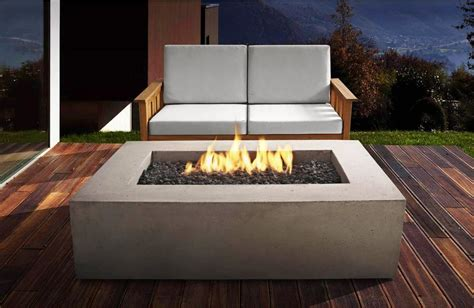 Outdoor Portable Propane Fireplace