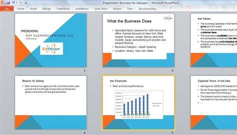 sample business  sale  template