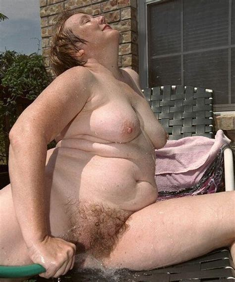 Brunette Mature Bbw Hairy