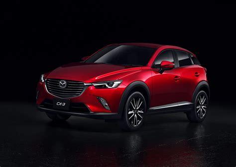 New Mazda Cx-3 Small Suv Photo Gallery