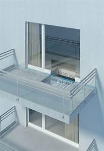befestigungstechnik beim balkonbau befestigung With markise balkon mit beton tapete