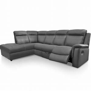 canape d39angle relax multifonctions riverside gris achat With canapé d angle relaxation