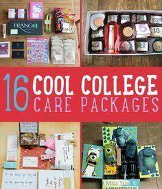 Basket Gifts If your kid is going away for college why