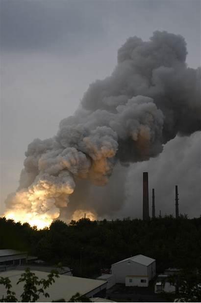 Baunatal Vw Brand Volkswagen Factories Plant Fire