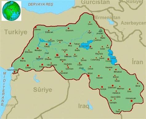 kurdistan located quora