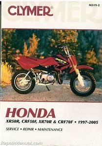 692 Honda Xr50r Wiring