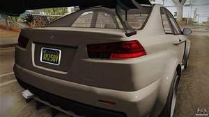 GTA 5 Karin Kuruma RS IVF For GTA San Andreas