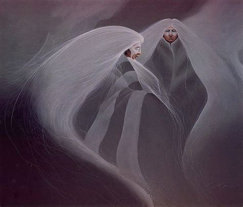 White Wolf Frank Howell Talented American Artist Of