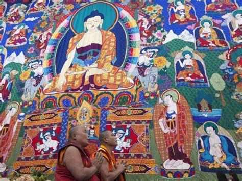 monks buddhist bhutan vajrayana pray court jail work missionary pastors sentences unauthorized hands zen