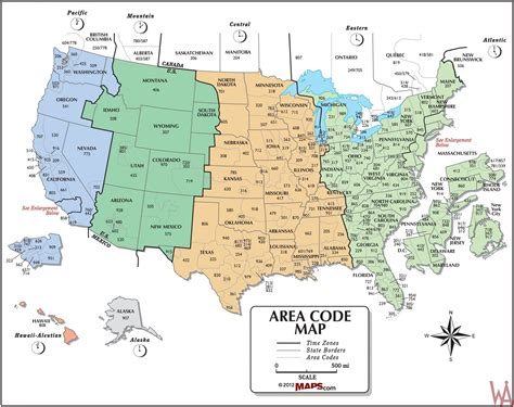 map time zone area code usa whatsanswer