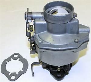 29 Rochester 2 Barrel Carburetor Vacuum Diagram