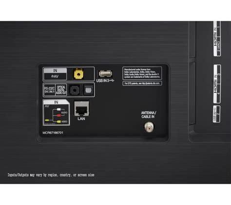 "Buy LG 49SK8500PLA 49"" Smart 4K Ultra HD HDR LED TV"