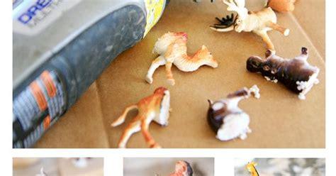 fun idea cut animals   attach magnets  kids
