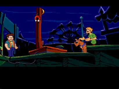 Scooby Doo Mystery Pole Carnival Hammer Ha