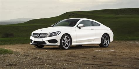 mercedes classe 3 mercedes c class coupe review carwow