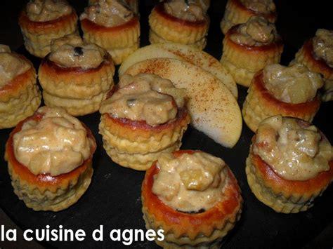 la cuisine d feuilletés de boudin blanc foie gras et pommes la