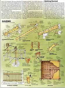 Wooden Gazebo Plans • WoodArchivist