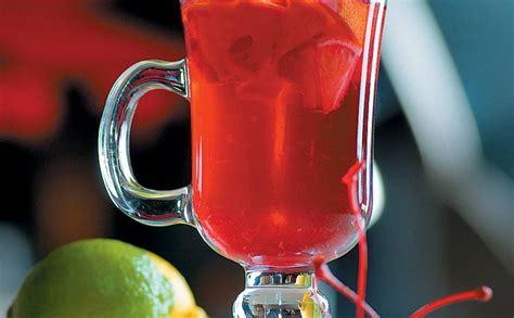 Sarkanā augļu tēja — Santa