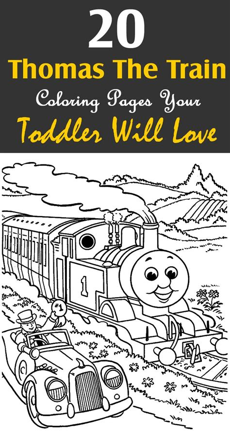 Permalink to Thomas The Train Printable Coloring Pages Image Ideas