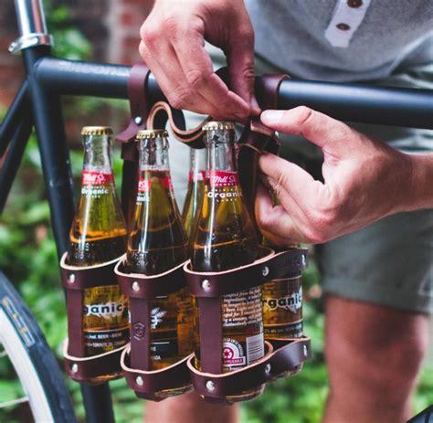 gut geruestet sixpack halterung fuers das fahrrad welt