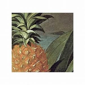 Au Fil Des Couleurs Papier Peint : pineapple papier peint au fil des couleurs ~ Melissatoandfro.com Idées de Décoration