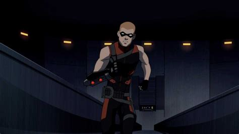 Young Justice Arsenal (Young Justice) Custom Action Figure