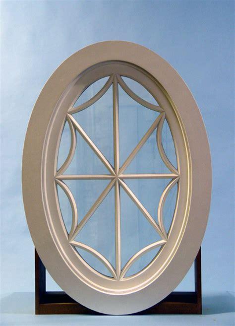 custom wood fixed oval windows roundwindows ellipse windows