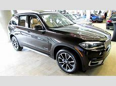 2014 BMW X5 xDrive 35i Exterior and Interior Walkaround