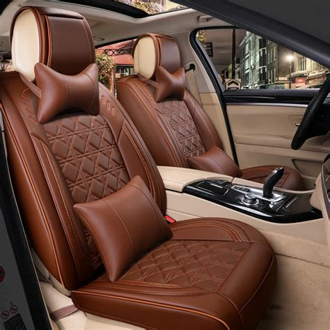 car seat cover seats covers leather  toyota fortuner