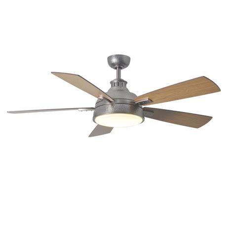 allen roth ceiling fan light bulb allen roth kellerton 52 in burnished bronze downrod