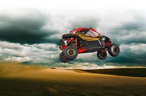 Canam's New Offroad Toy  The Maverick X3