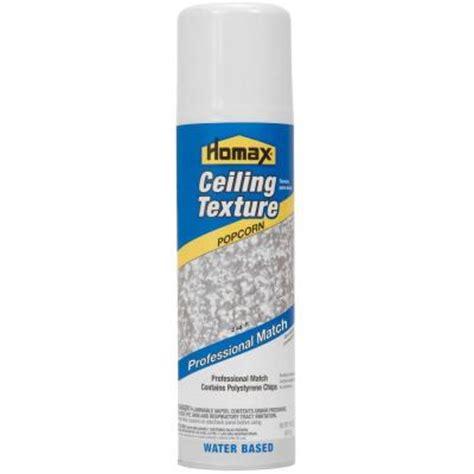 homax 16 oz aerosol ceiling popcorn professional match