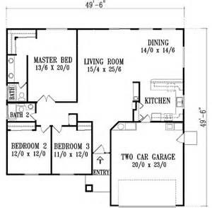 3 bedroom 2 bath house house plans 3 bedroom 2 bath