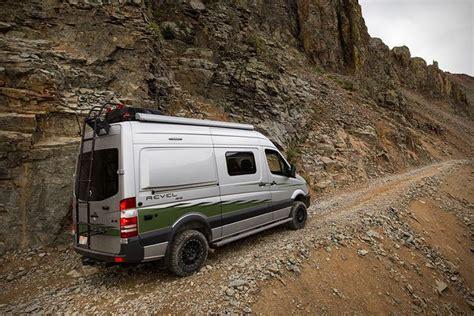 $150,000 winnebago revel 4x4 sprinter van tour! winnebago's mercedes-benz revel 4x4 camper van is built ...