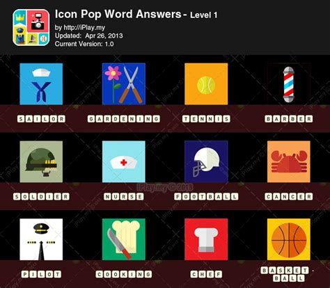 scratch pics 1 word answers 3 letters iplay my icon pop word answers all levels iplay my 92524