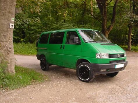 Vw T4 Syncro  Syncro & 4motion Vw Vans Not T3