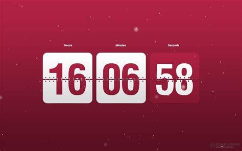 Animated Countdown Wallpaper - wallpaper countdown clock free wallpapersafari