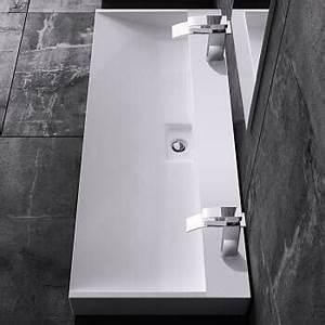 Doppelwaschbecken 100 Cm : doppelwaschbecken doppelwaschtisch info 2019 bad dusche ~ Orissabook.com Haus und Dekorationen