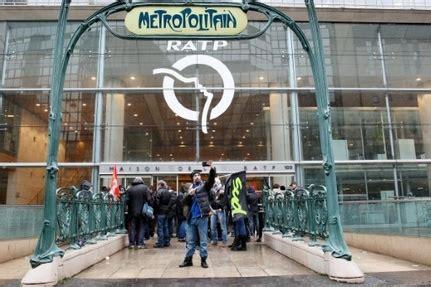 ratp siege nouvelle grève à la ratp le 31 mars à l 39 appel de deux