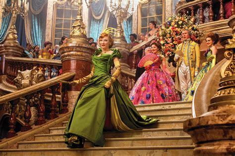 Live-action 'cinderella's' Costumes