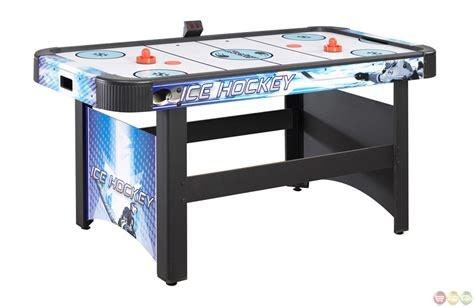 air hockey table accessories air hockey carmelli ng1009h face off 5 foot game table w