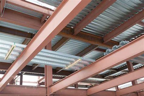 structural steel floor deck contractor