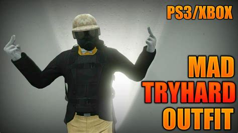 Gta 5 Online Best Tryhard Outfit Ps3xbox Tutorial Youtube
