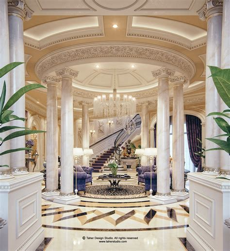 Mansions Designs by Luxury Mansion Interior Quot Qatar Quot By Muhammad Taher Via
